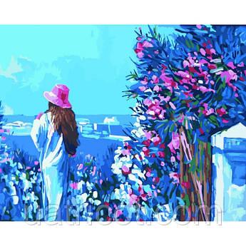 Картина по номерам Идейка Прогулка по набережной 40х50 см (KHO2119)