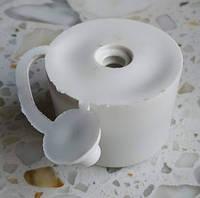 Пробка резиновая ø 43/40 мм Biowin для гидрозатвора на бутыль с колпачком 647343