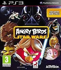 Игра для игровой консоли PlayStation 3, Angry Birds: Star Wars (БУ)