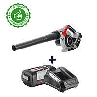 Аккумуляторный садовый пылесос Al-KO LB 36 Li (Аккумулятор + Зарядное устройство)