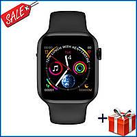 Часы наручные Smart Watch W34 с тонометром, электронные часы Смарт вач, умные часы + подарок