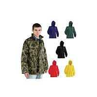 Куртка-дождевик с капюшоном Kamp размер L