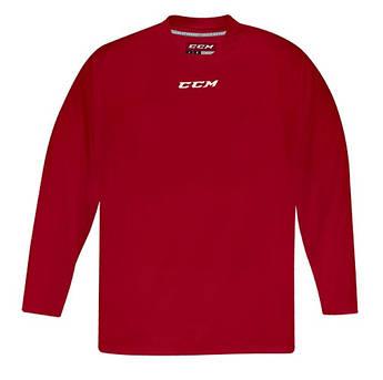 Майка CCM Jersey 5000 RED SR.