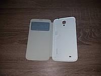 Книжка Samsung I9200 I9205 Galaxy Mega серая чехол крышка для телефона