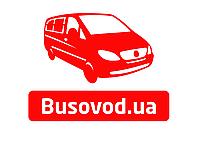 Mercedes Vaneo W414 2001+ гг. Наклейка авторитетного клуба Бусовод Vaneo