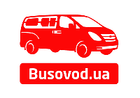 Hyundai H100 Наклейка авторитетного клуба Бусовод Hyundai