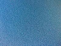 Мочалка синяя, лист (45*45*4)см, среднепористая