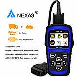 Nexas NL102P Авто сканер всех систем тяжелых грузовиков 2 в 1 . Сброс масла , DPF, J1939 J1587 J1708 протоколы, фото 6