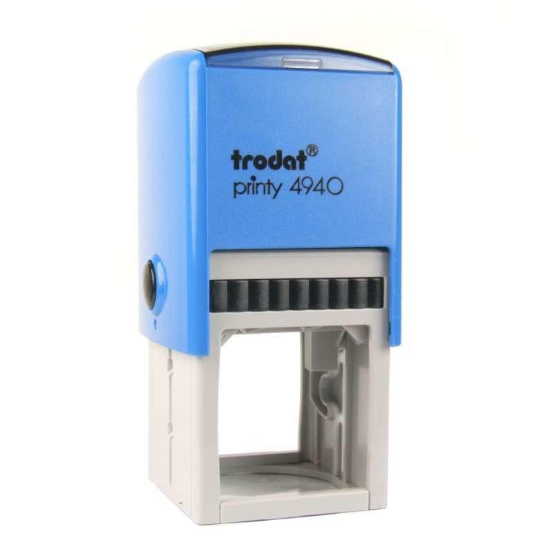 Оснастка Trodat printy 4940 для круглой печати с колпачком 40x40 мм б/у