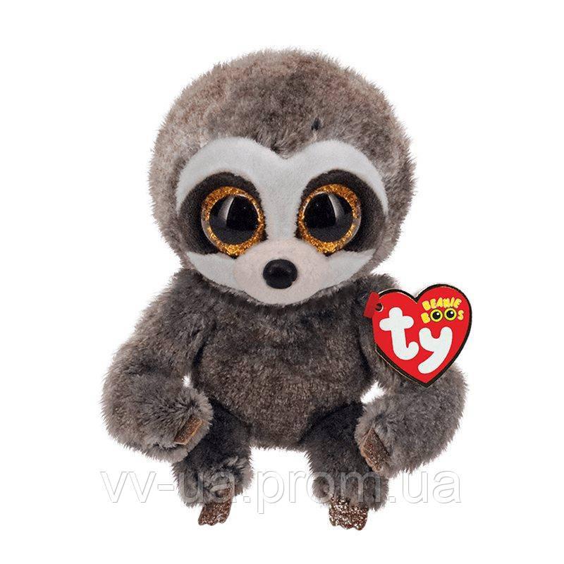 Мягкая игрушка TY Beanie Boos Ленивец Dangler, 15 см (36215)