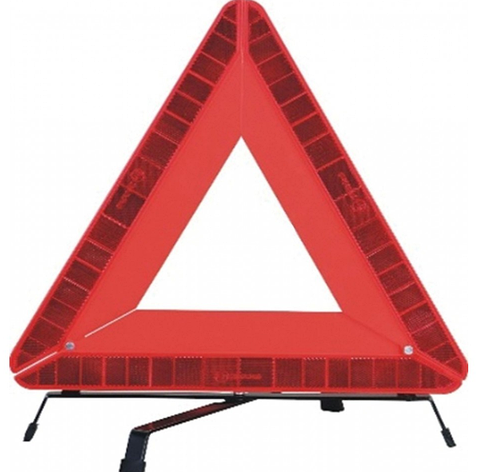 Знак аварийной остановки Lavita EURO (пластиковая упаковка) LA 170204, фото 2