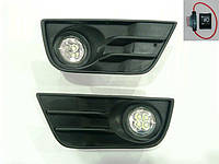 Ford Fusion 2002-2009 гг. Противотуманки LED (модель 2004-2006)