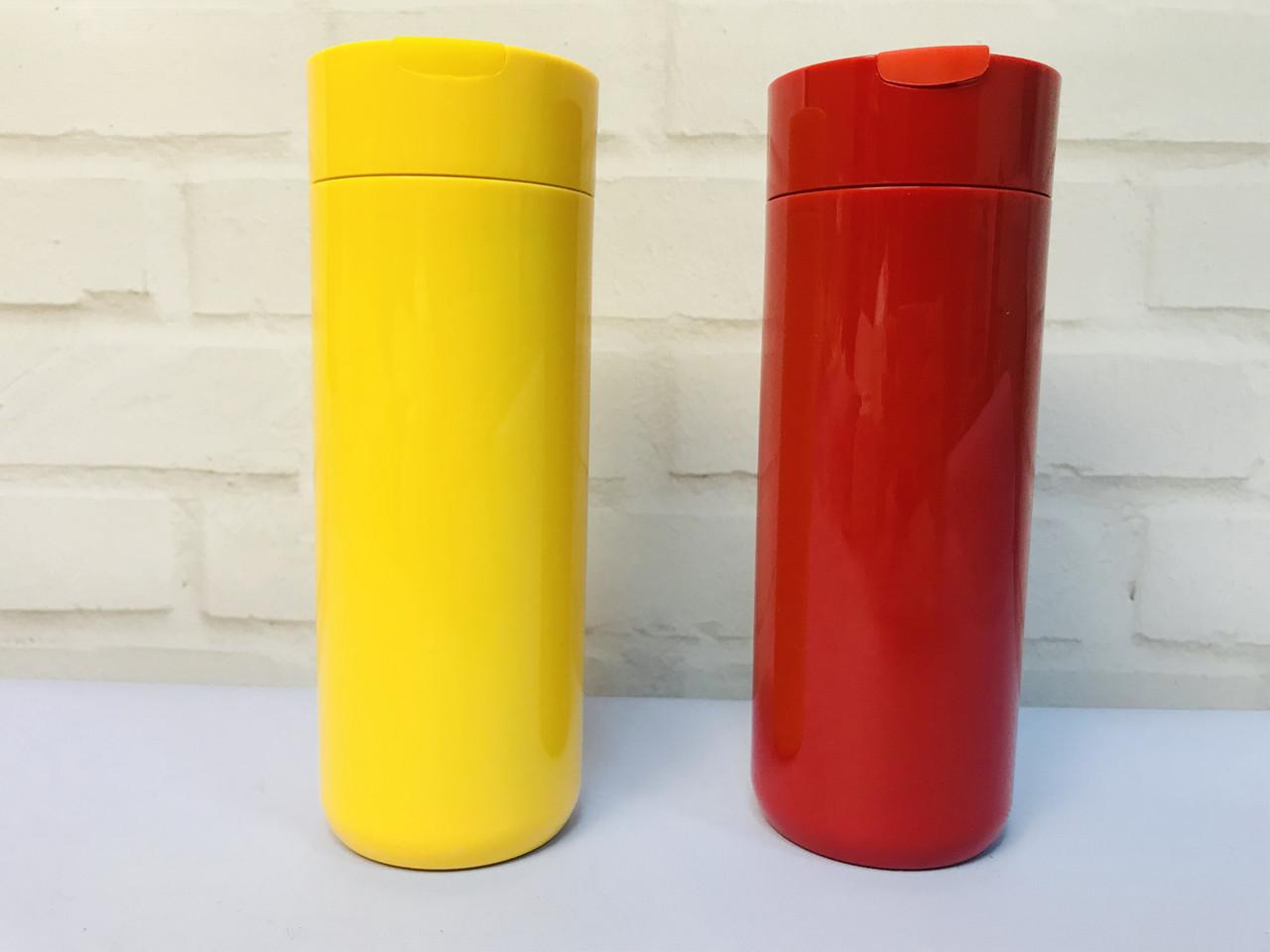 Компактный Антигравитационный Мини-термос 400 мл Never spill over. Лучшая Цена! - фото 1