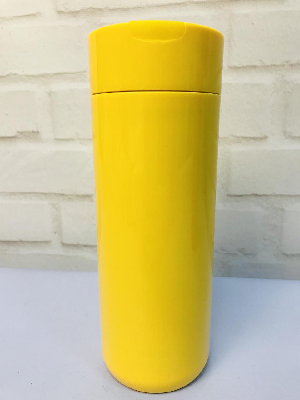 Компактный Антигравитационный Мини-термос 400 мл Never spill over. Лучшая Цена! - фото 3