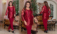 Женские костюмы ит11224 (48-58)