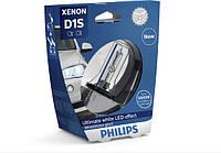 Ксеноновая автолампа D1S PHILIPS WHITE VISION GEN2 PS 85415 WHV2 S1