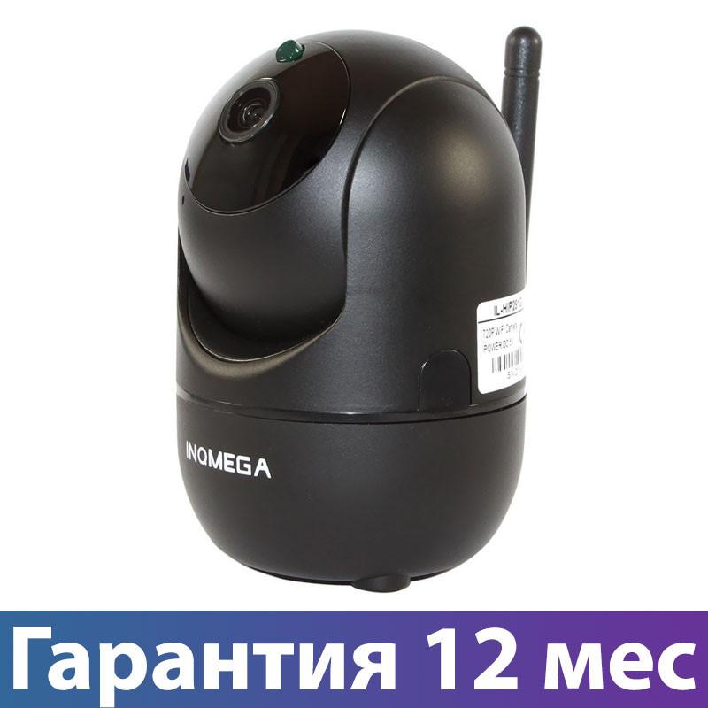 IP-камера INQMEGA IL-HIP291G-1M-AI Black, беспроводная комнатная wifi камера