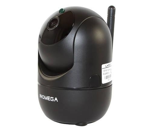 IP-камера INQMEGA IL-HIP291G-1M-AI Black, беспроводная комнатная wifi камера, фото 2