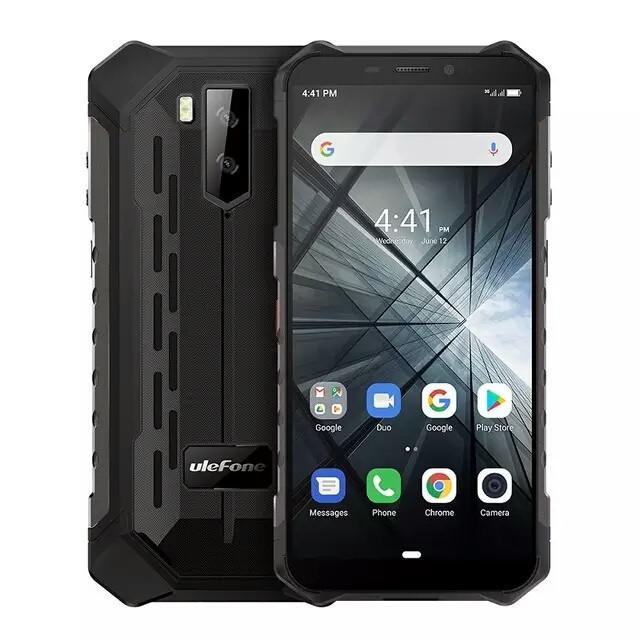 Ulefone Armor X5 Black NFC 3/32GB 5000 мА·ч IP69 НОВИНОЧКА!!!
