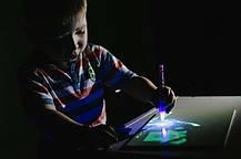 Набор для творчества Рисуй светом | Планшет для рисования  А5, фото 3