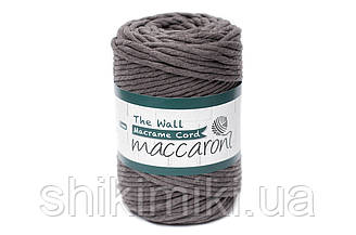 Эко шнур Macrame Cord 5 mm, цвет Визон