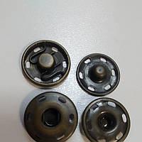 Кнопки для одягу металеві / діаметр 2см