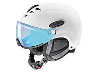 Горнолыжный шлем Uvex Hlmt 300 Vario White Mat 2019