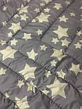 Зимнее тёплое одеяло односторонние  (двуспалка), фото 3