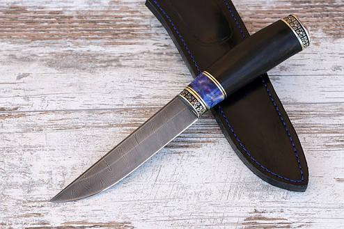 """Нож ручной работы из дамасской стали """"Горец"""", фото 2"""