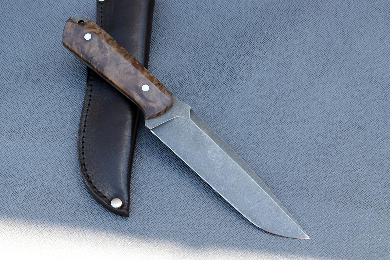 """Нож ручной работы """"Альфа"""", Ди-90"""