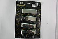 Ford Transit 1994-2001 гг. Накладки на ручки (4 шт., нерж.)