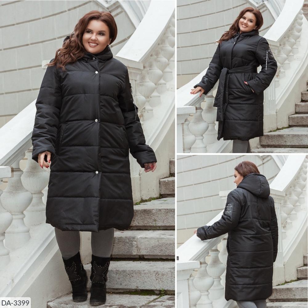 Пальто DA-3399
