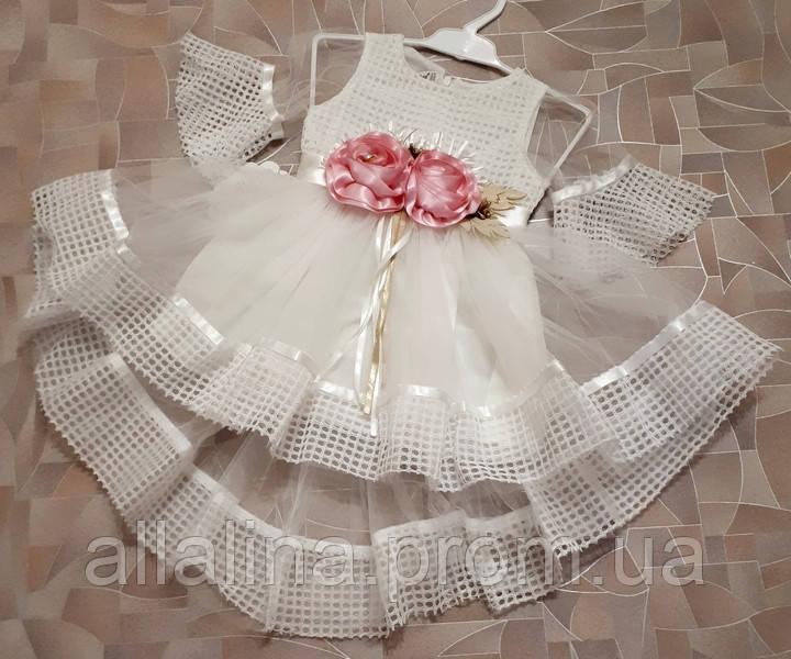 Платье нарядное для девочки (2-5 лет)