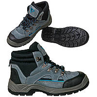 Ботинки рабочие с металлическим носком Гарантийный талон,товар со склада