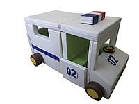 Модуль-трансформер Полицейская машина  TIA-SPORT, фото 1