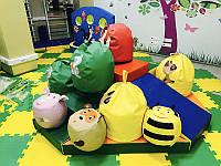 Детская игровая комната до 30 кв.м TIA-SPORT