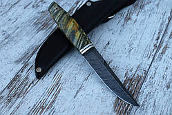 Нож ручной работы из дамасской стали, фото 2