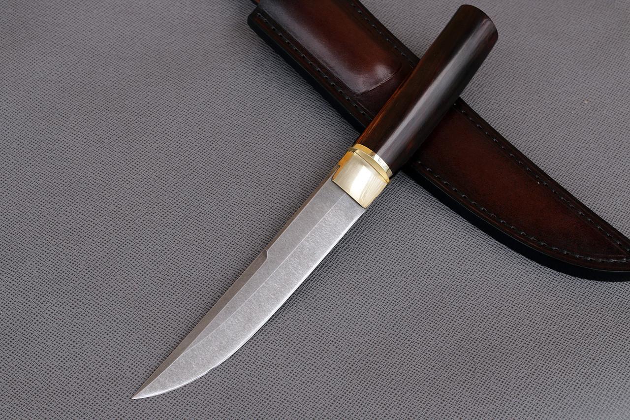 """Нож ручной работы  """"Танто"""", х12мф"""