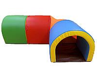 Тоннель Ход конем,   4 секции  TIA-SPORT