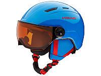 Гірськолижний шолом Head Mojo Visor Blue 2020