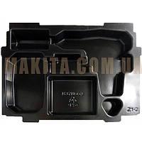 Вкладка для Makpac кейса Makita 837866-3 (DF030, DF330, HP330, TD090, 3710J, TW100)