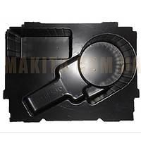 Вкладка для Makpac кейса Makita 837655-6 (BO6040)