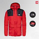 Мужская весенняя куртка The North Face красная1, фото 2