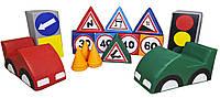 Игровой набор Правила дорожного движения TIA-SPORT, фото 1