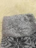 Вовняні рукавички з хутром., фото 3