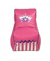 Кресло мешок детский Корона  TIA-SPORT, фото 1