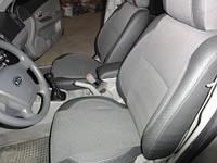 Kia Cerato 1 2004-2009 гг. Авточехлы Premium