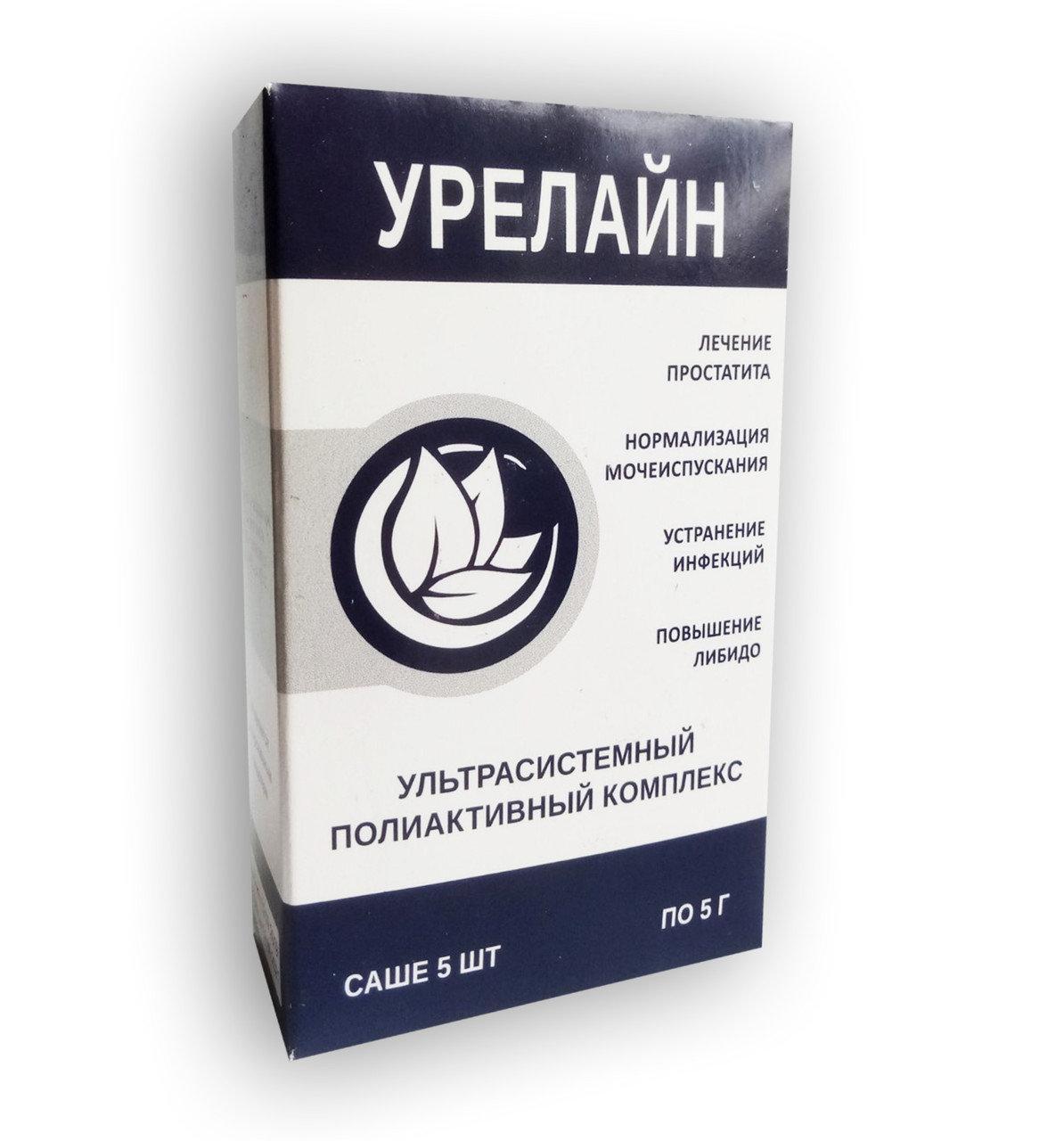 Урелайн - Средство от простатита ViP