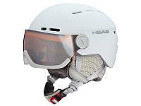 Горнолыжный шлем Head Queen White 2020