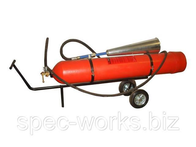 Вуглекислотний вогнегасник ОУ-40 (ВВК28)